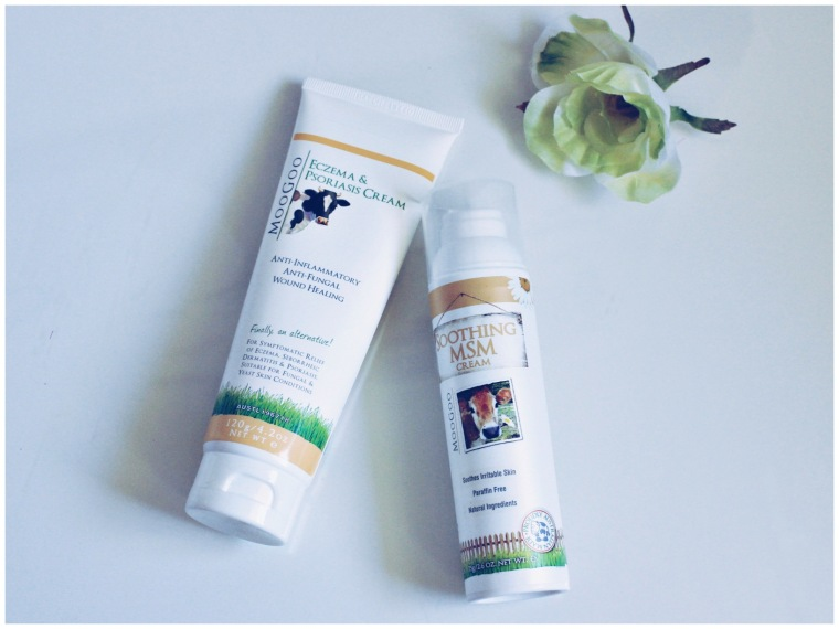 MooGoo Soothing MSM Cream and Eczema & Psoriasis Cream | Review